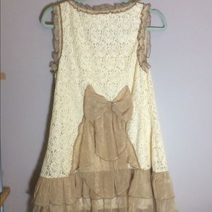 A'Reve Dresses - A'Reve Boho-Style Dress